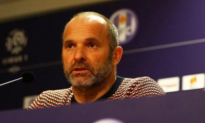 """PSG/Toulouse - Dupraz """"J'ai une idée derrière la tête...Il y a une bonne chance de rivaliser"""""""