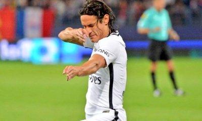 """Un retour de Cavani au Napoli """"n'aurait profité à personne"""" selon Aronica"""