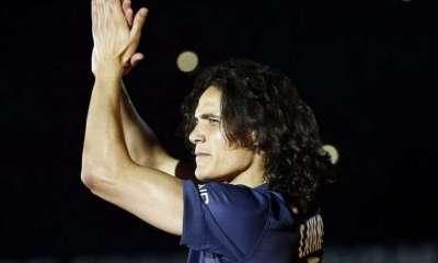Cavani « je suis ici, dans une des meilleures équipes du monde, et cela me remplit de joie »
