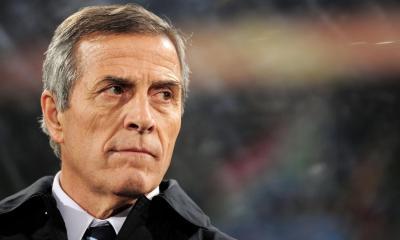"""Tabarez : Cavani """"aucun rupture musculaire n'est constatée"""", il a insisté pour rejoindre la sélection"""