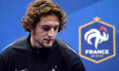 Rabiot «j'étais fasciné par les symboles de l'équipe de France»