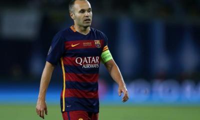 """LDC - Iniesta : Le PSG a """"de bons joueurs et un grand entraîneur...j'ai confiance en mon équipe à 100%"""""""