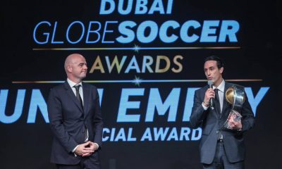 Emery «Le PSG m'offre de nouvelles difficultés et je vais essayer de grandir avec lui»