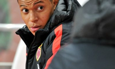 Kylian Mbappé: AS Monaco
