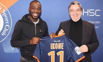 """Jonathan Ikoné """"Je suis venu pour avoir du temps de jeu...je suis prêt"""""""