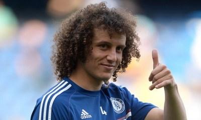 """David Luiz chambre un ancien Marseillais en Premier League """"Ici c'est Paris"""""""