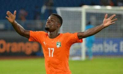Serge Aurier est convoqué avec la Côte d'Ivoire pour les deux matchs amicaux en mars