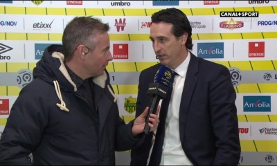 "FC Nantes/PSG - ""Draxler, juste un coup"" selon Unai Emery"