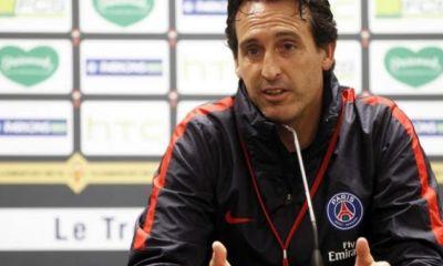 """Niort/PSG - Emery """"Aujourd'hui, nous devions démontré que nous étions une grande équipe"""""""