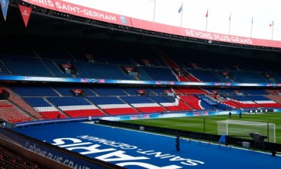 Le Parc des Princes, 7éme stade le plus rentable en Europe