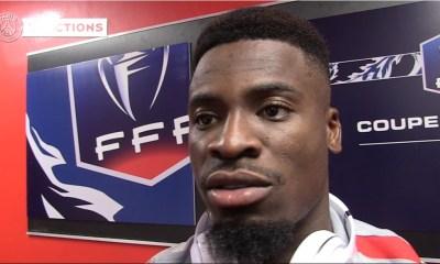 Aurier « C'était pas facile de jouer après un mois sans l'équipe »