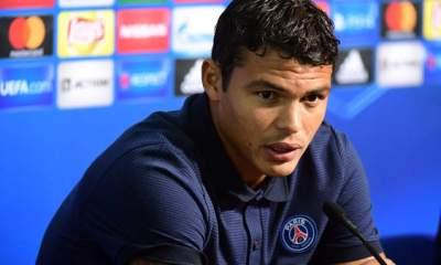 """Unai Emery, """"un passionné tactique"""" selon Thiago Silva"""
