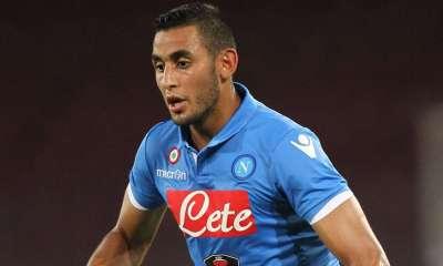 Faouzi Ghoulam, annoncé dans le viseur du PSG, ne s'approche pas d'une prolongation à Naples