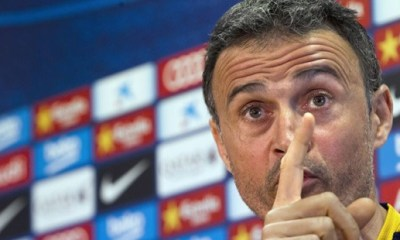 Barcelone/PSG : Luis Enrique refuse de commenter l'arbitrage