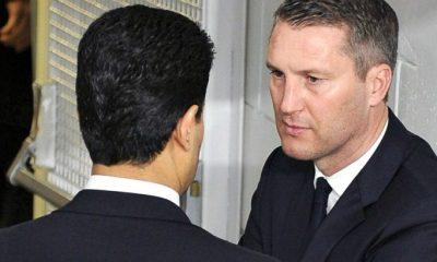 Olivier Létang a annoncé son départ du PSG à la fin de la saison