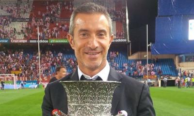 """Goal """" Berta est effectivement en pole"""" pour être directeur sportif du PSG"""