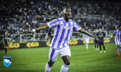 "Le coach de Pescara veut compter sur Bahebeck mais a besoin de ""garanties sur son physique"""