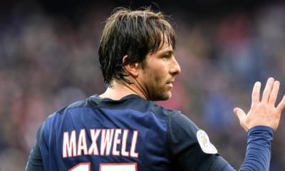 PSG/Caen - Maxwell va être honoré au Parc des Princes avec trophée et clip vidéo