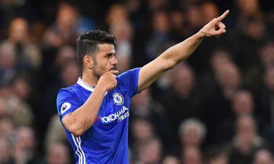 Mercato - Le PSG ferait de la concurrence à Tianjin dans l'affaire Diego Costa