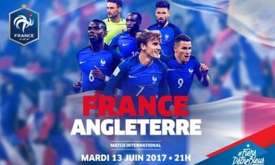 FranceAngleterre - Aucun joueur du PSG n'est annoncé comme titulaire