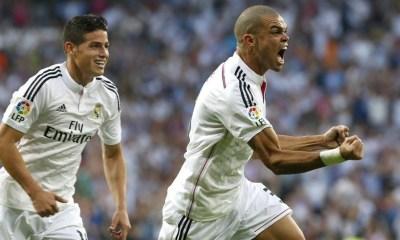 Le PSG intéressé par James Rodriguez et Pepe aurait aussi un avantage dans le dossier Mbappe