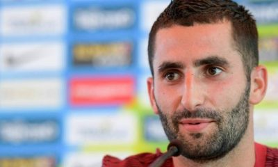 """AS Rome/PSG - Maxime Gonalons """"Nous allons affronter une grande équipe européenne"""""""