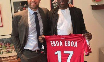 """Eboa Eboa explique qu'il refuser de signer à Paris et d'être prêté afin d'avoir """"la stabilité"""""""