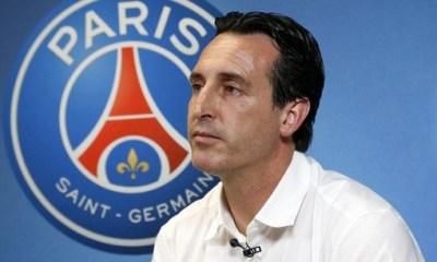 """Emery confirme l'intérêt du PSG pour Sanchez, Mbappé et Neymar """"Peut-être va-t-on y arriver"""""""