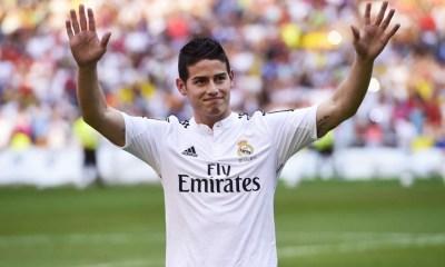 """Mercato - James Rodriguez, le PSG est entré """"dans une phase plus concrète"""""""