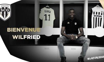 Wilfried Kanga quitte le PSG et signe à Angers !