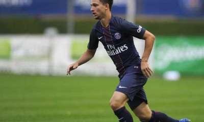 5 jeunes du PSG retournent avec la CFA pour l'entraînement