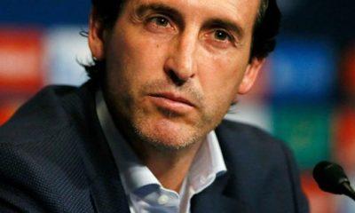 """PSG/ASSE - Emery """"L'objectif était de finir en tête du classement"""""""