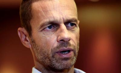 """UEFA - Ceferin """"Personne n'est au-dessus des lois"""""""