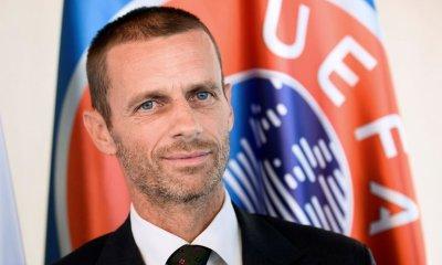 """Ceferin penserait-il à exclure le PSG de la LDC """"pour être aussi populaire que Platini"""" ?"""