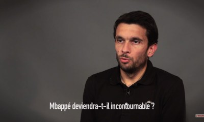 """Degorre : """"Mbappé,il a cette forme de maturité assez extraordinaire"""""""