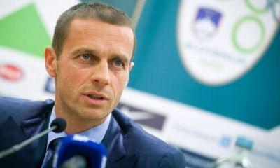 L'Equipe insiste pour l'affirmation de Ceferin sur l'exclusion du PSG des Coupes européennes
