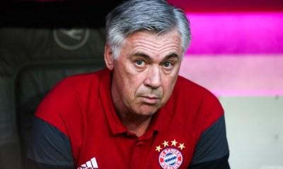 """PSG/Bayern - Ancelotti """"on doit faire un match complet, bien attaquer et bien défendre"""""""