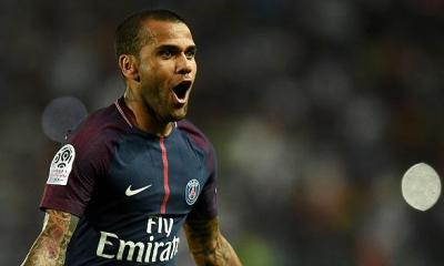"""Daniel Alves """"Nous étions venus ici pour prendre les trois points, et nous retournons à la maison avec la victoire"""""""