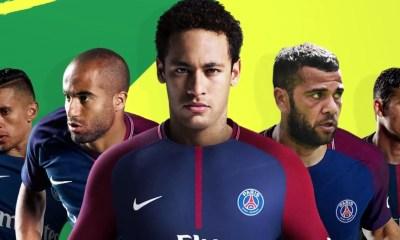 Le PSG devient le club européen le plus supporté au brésil
