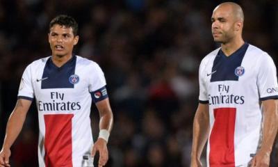"""Alex """"Thiago Silva est le meilleur défenseur du monde"""""""
