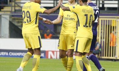 Anderlecht/PSG - Les individualités ont couvert la défaillance collective