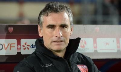 """Dijon/PSG: Dall'Oglio """"Le résultat nous plombe"""""""