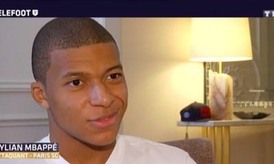 """Mbappé """"Les joueurs que je ne connaissais pas ont eux aussi facilité mon intégration"""""""