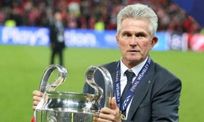 LDC - Le Bayern Munich fait revenir Jupp Heynckes comme entraîneur