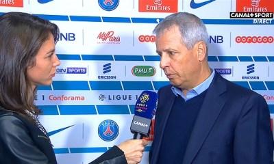 PSG/Nice - Lucien Favre explique sa déception après la défaite niçoise