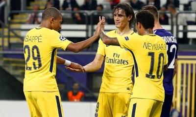 Anderlecht/PSG : Les notes des Parisiens : Aréola décisif, l'activité de Verratti