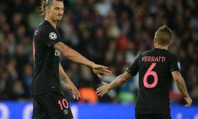 """Ibrahimovic adoube Verratti, """"personne n'est plus fort"""", et conseille I'Italie sur son utilisation"""