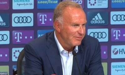 "Bayern/PSG - Rummenigge ""On doit battre le PSG 4-0"""