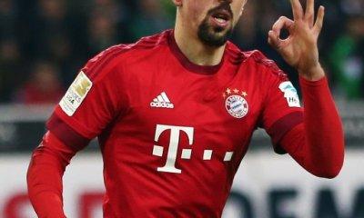 LDC - Franck Ribéry pourrait finalement être disponible pour Bayern MunichPSG