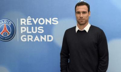 Le PSG officialise l'arrivée de Bruno Cheyrou s'occuper de la section féminine !